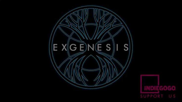 Exgenesis Indiegogo Campaign