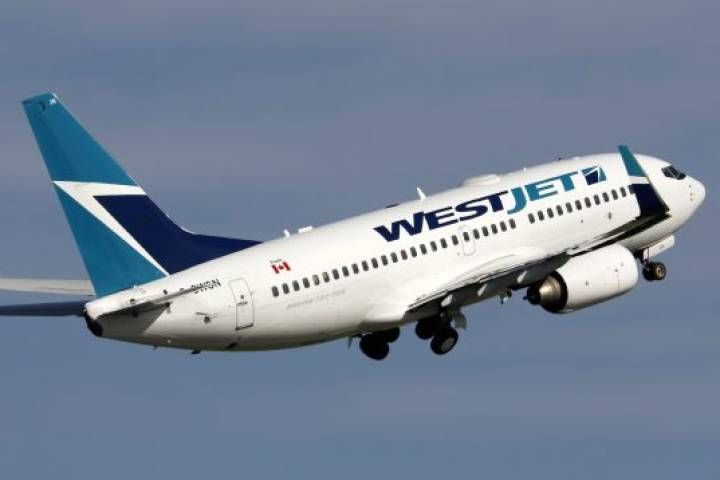 Westjet Airline Company Airline Reservations Airline Booking