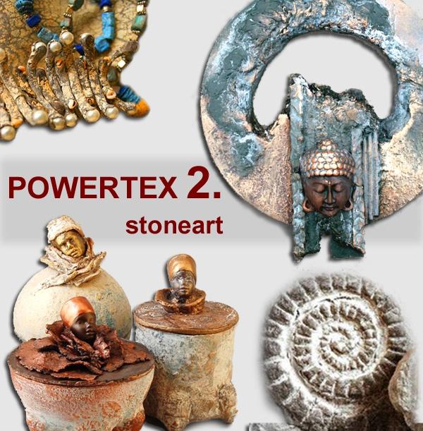 Kurz - Powertex 2. - StoneArt. Více info na http://www.lukacova.eu