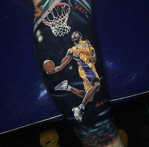 30 Kobe Bryant Tattoo Designs For Men