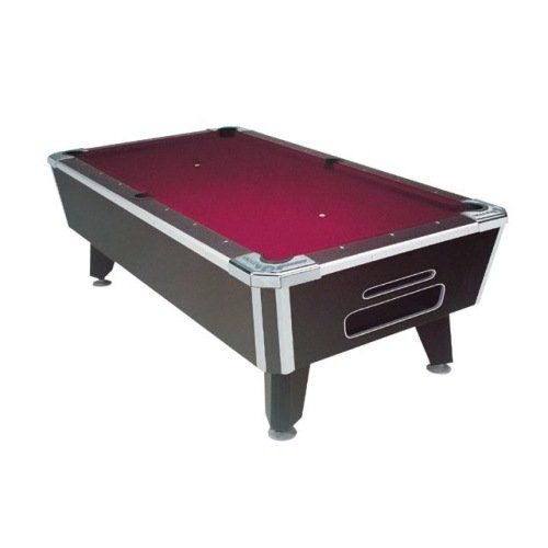 Valley Black Cat 7 Foot Pool Table with Ball Return - http://pooltabletoday.com/valley-black-cat-7-foot-pool-table-with-ball-return/