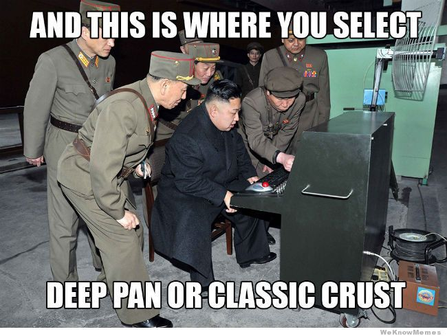 kim jong un mame   25 Funniest North Korea Kim Jong Un Memes, Gifs, And Comics