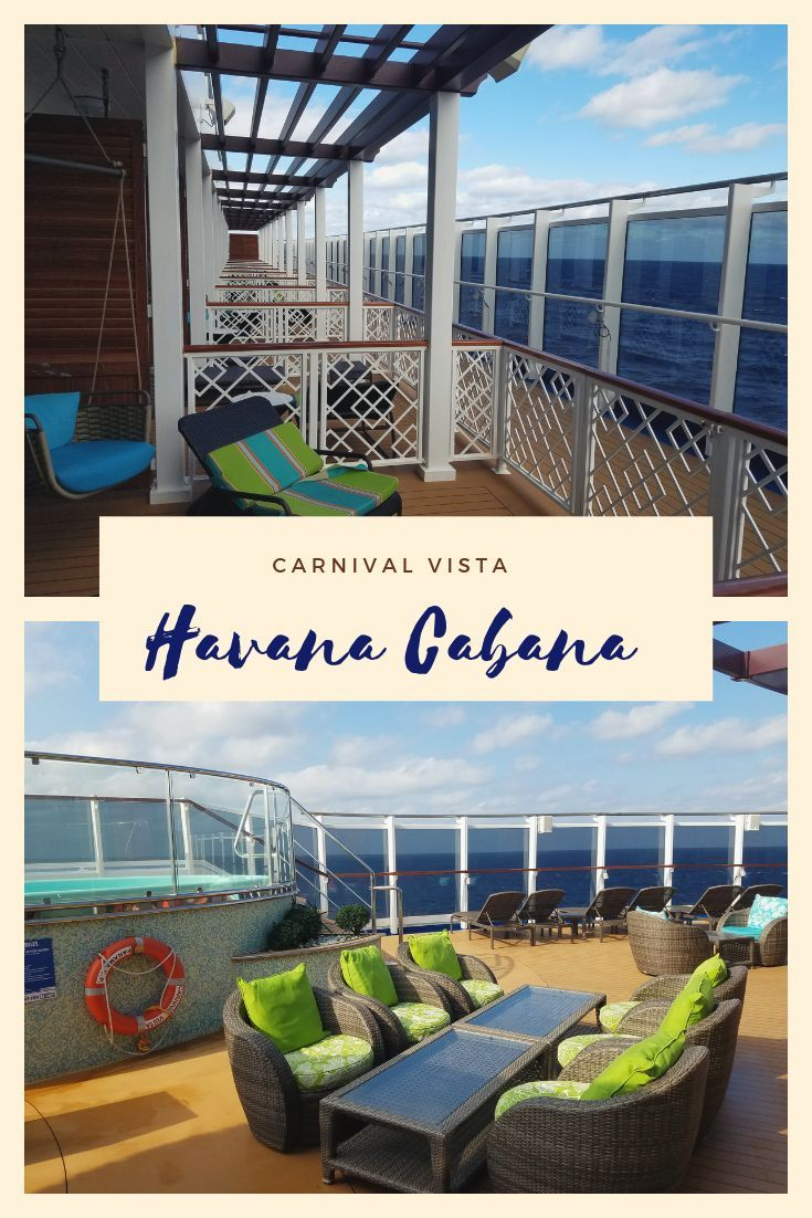 Pros And Cons Of Booking A Havana Cabana Room On The Carnival Vista Carnival Vista Carnival Vista Cruise Carnival Cruise