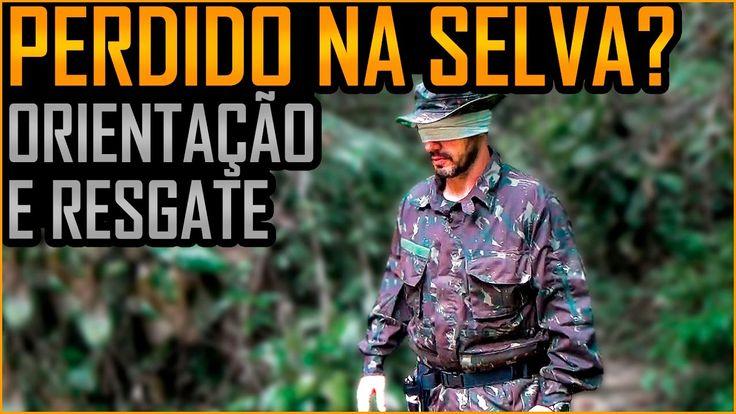 Orientação, Socorro e Resgate na Selva (1o BIS DE Manaus)
