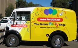 Party Supplies at our Online Party Shop