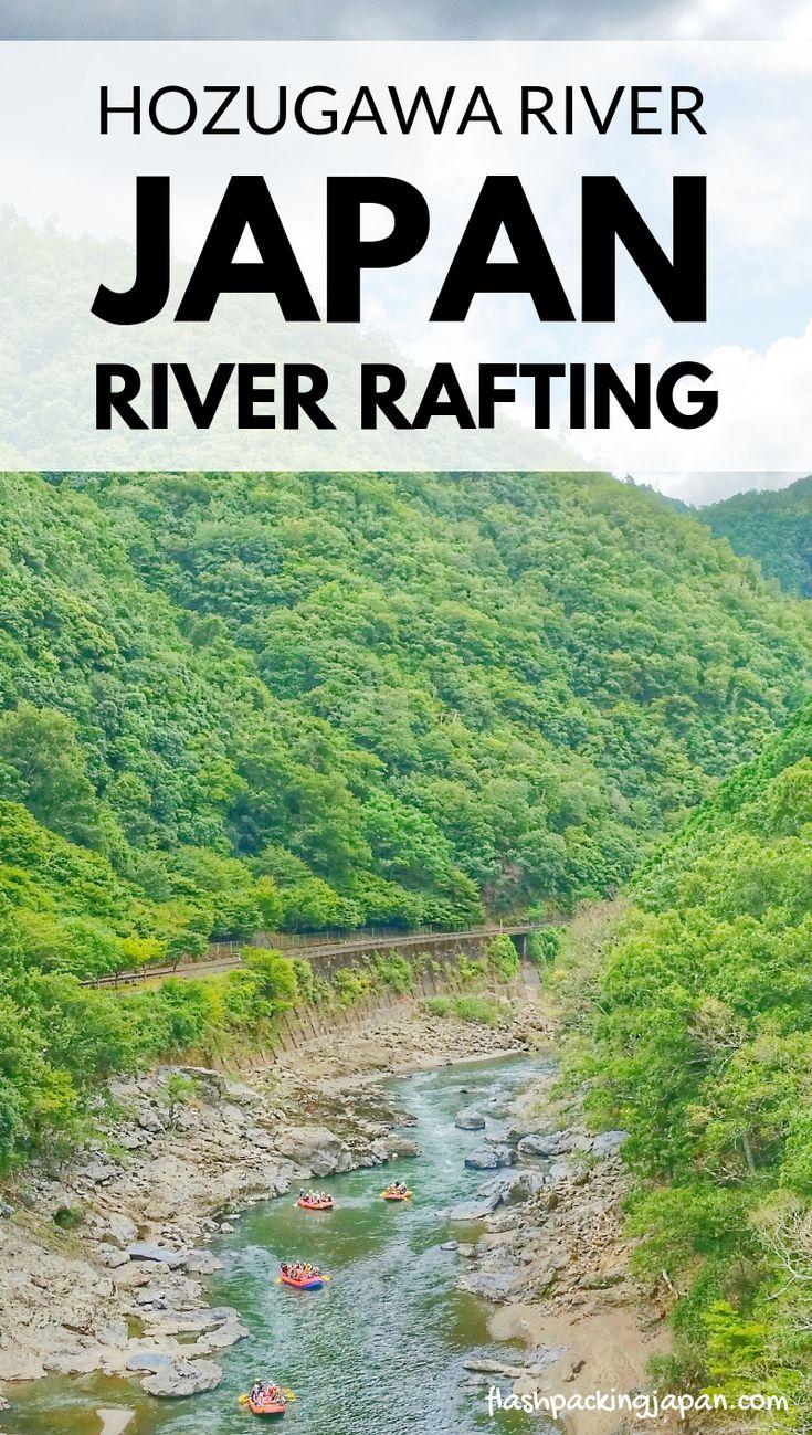Travel Japan. Hozukawa River for Japan river rafting tour in Kyoto – arashiyama….
