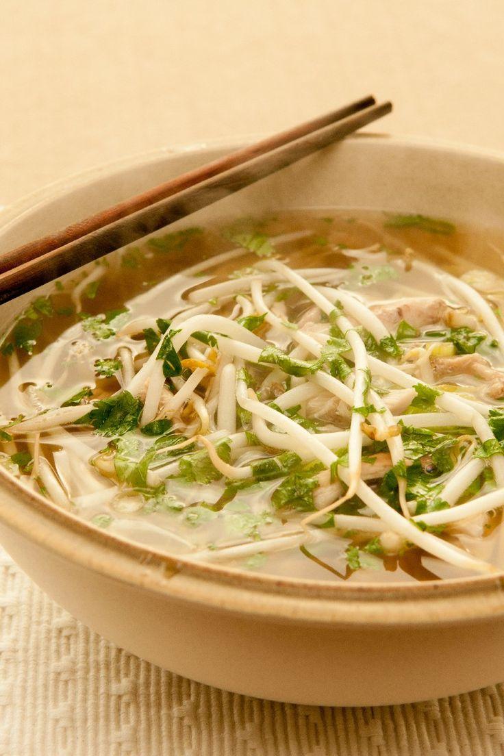Cheat n' Eat Vietnamese Chicken Soup 163 calories