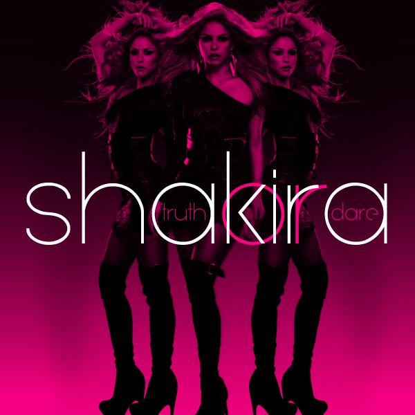 shakira latest songs