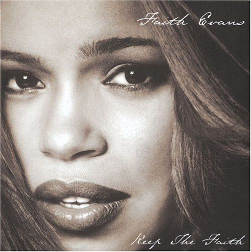 Precision Series Faith Evans - Keep the Faith, White