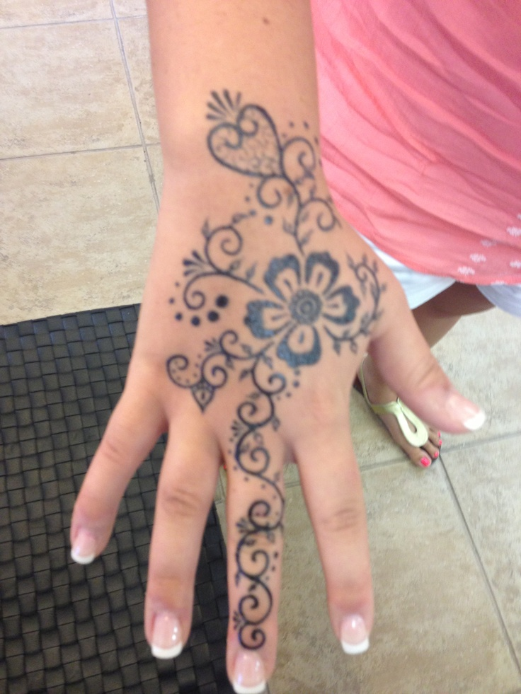 hand henna tattoo henna pinterest. Black Bedroom Furniture Sets. Home Design Ideas