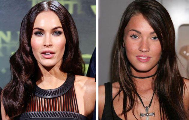 Les stars aux looks iconiques | Difficile d'imaginer Megan Fox sans ses yeux de félins. Pourtant, sans ce maquillage, elle a un look bien différent.