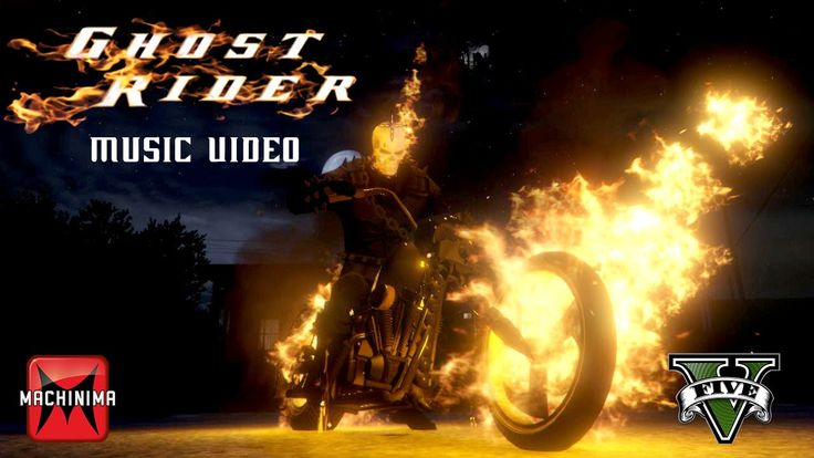 Ghost Rider is finally on GTA V through modding community and a cool video machinima on it