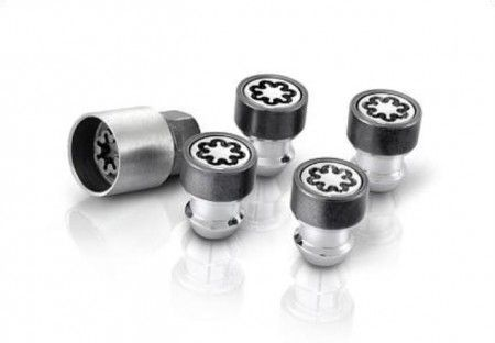 Nissan Locking Wheel Nut Set - KE40989951
