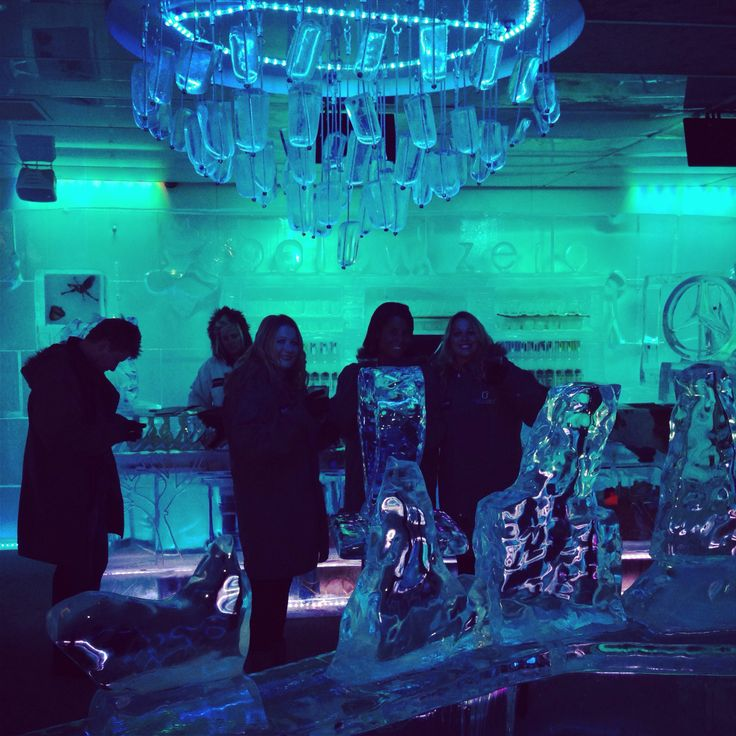 Ice Bar - Queenstown - New Zealand #travelling #newzealand