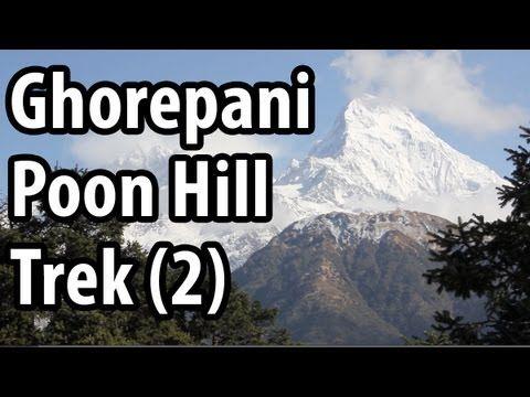 Ghorepani Poon Hill Trek - Beauty of Nepal (Part 2) - http://www.youtube.com/watch?v=BkttGPASgJ8