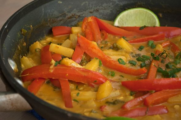 ... Curry Tofu Pineapple Recipe, Thai Pineapple Recipe, Thai Pineapple
