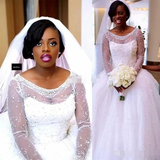 17 best images about hjklp88 wedding dresses on pinterest for Plus size african wedding dresses