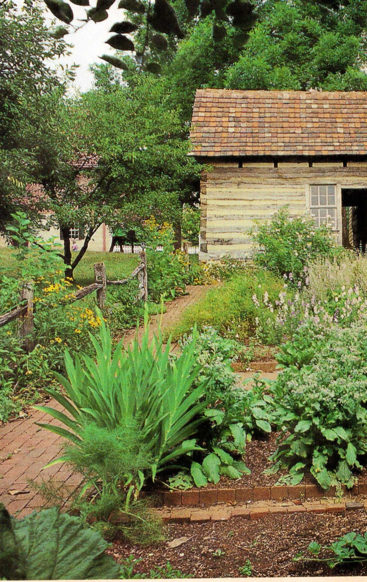 Primitive country gardens - Find This Pin And More On Primitive Garden Sheds
