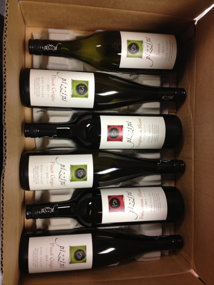 Pizzini Wines from King Valley in Victoria