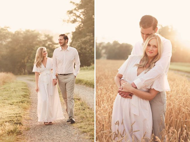 Early Morning Engagement Photos: Katy + Parker | Green Wedding Shoes Wedding Blog | Wedding Trends for Stylish + Creative Brides