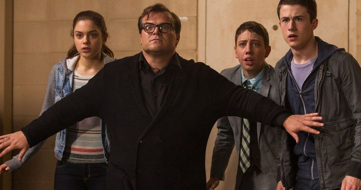 Jack Black Not Returning in Goosebumps 2? -- Jack Black's R.L. Stine character is being cut from the latest draft of the Goosebumps 2 script. -- http://movieweb.com/goosebumps-2-jack-black-not-returning/