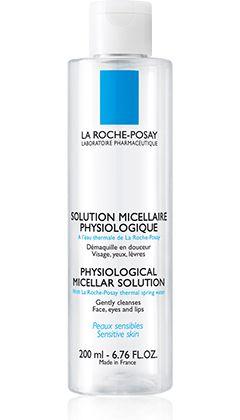 Totul despre Solutie Micelara Fiziologica, un produs din gama Demachiante fiziologice de la La Roche-Posay, recomandat pentru Piele deshidratata. Acces gratuit la sfaturile expertilor
