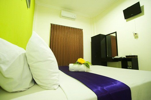 Tirta Kencana Hotel And Garden Resto Jogjakarta. Affordable hotel with a good facilities and helpful staff. This hotel located in a very strategic location, local attraction Ambarukmo Plaza, Adisucipto Airport, Jogja Expo Center, and also a Gembiraloka Zoo, good hotel for holiday trip. http://www.zocko.com/z/JHqun