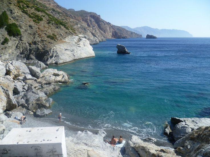 Amorgos, l'île mystérieuse!