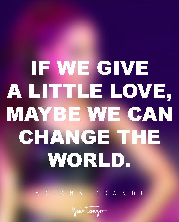 Change Or Die Quote: Die Besten 25+ Ariana Grande Zitate Ideen Auf Pinterest