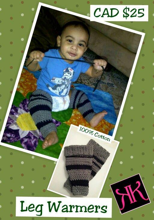 Devan's Leg Warmers
