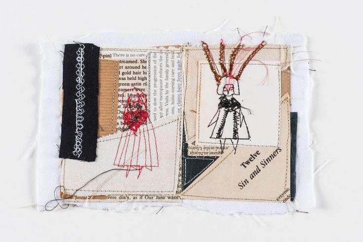 Uzma Sirguroh, 'Epilepsy: A Stitch in Time', 2015, Textiles & Fibre category, [Macarthur Girls High School] - ArtExpress 2016, HSC artworks of 2015 @ Art Gallery of NSW, Sydney, Australia