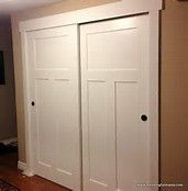 Image result for large closet doors ideas