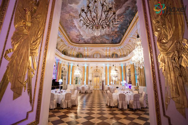 Ballroom of the Royal Castle