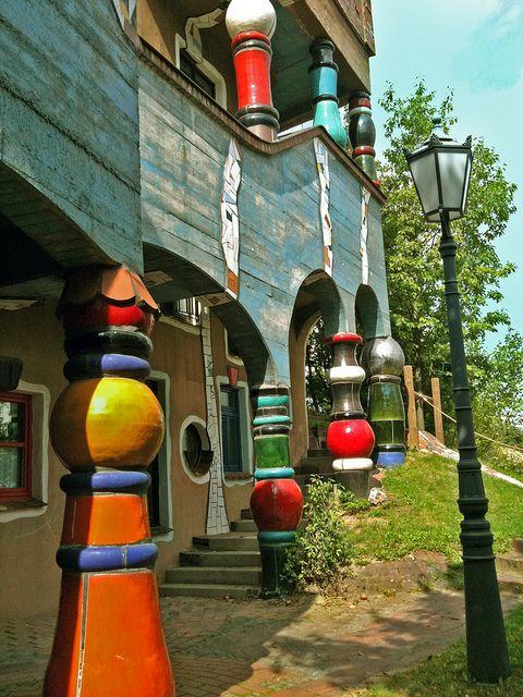 Hundertwasser Kita by reitgassl