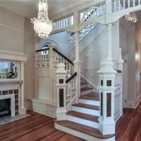 Southern Style Home- Beautiful Entry.