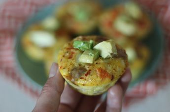 #paleo PaleOMG Breakfast on the Go: Sausage Egg Cups