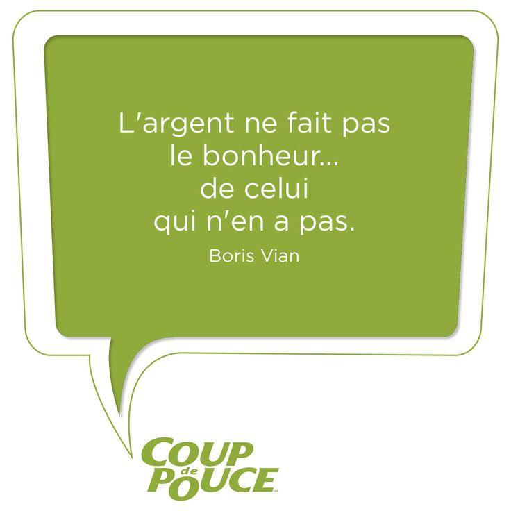 #citation #argent #bonheur