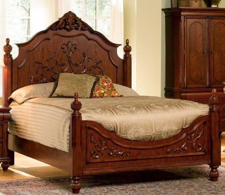Stunning Hardwood Bedroom Furniture Gallery - Decorating Design ...