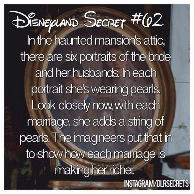 my favorite secret  #Disneyland #dlrsecrets
