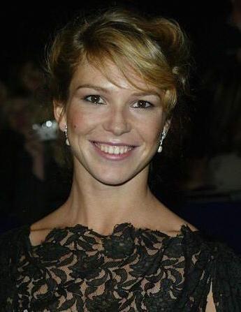 "Honeysuckle Weeks (1979 - ) British actress - known for her role in ""Foyles War"" - 2002"