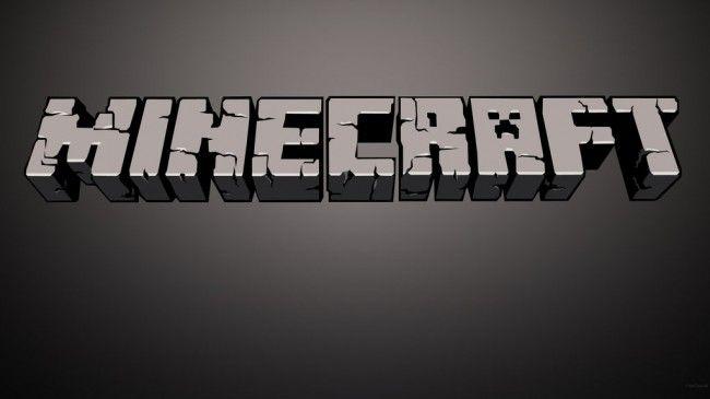 Police de caractère Minecraft FONT