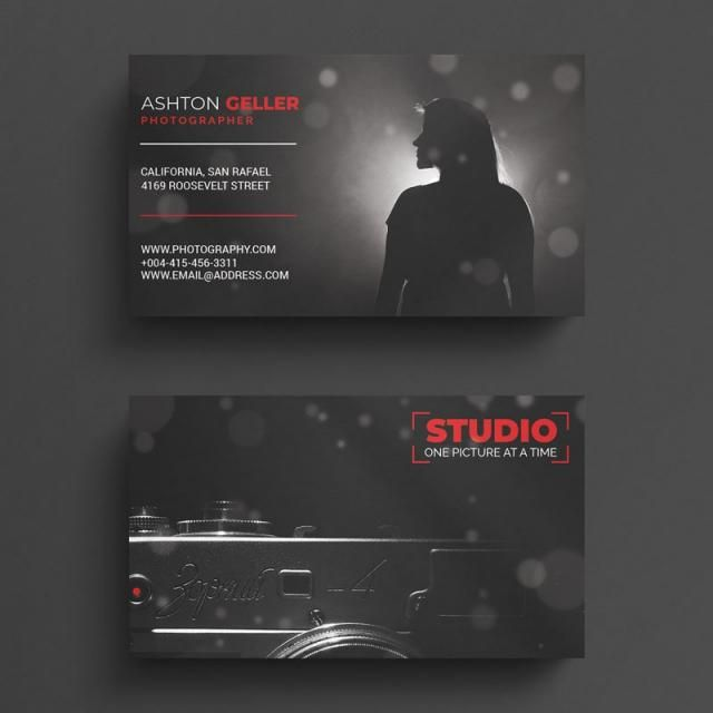Photography Business Card Photography Business Cards Photography Business Cards Template Photographer Business Cards