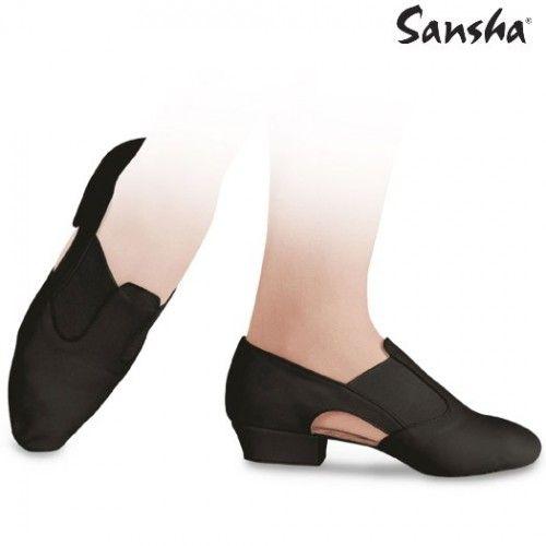 Sansha Magnifica Teaching Ballet Shoes