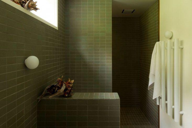Katie Lockhart Studio Heath Ceramic Tile Bathrooms Photo by Neeve Woodward