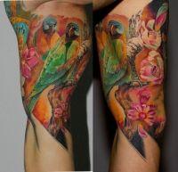 Alexander Suvorov Tattoo Artist  http://worldtattooartist.com/alexander-suvorov