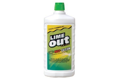 Summit Brands AO06N Lime Out by Summit. Save 17 Off!. $3.79. Summit Brands AO06N Lime Out clings to vertical surfaces and quickly dissolves the lime, rust, calcium and mineral deposits