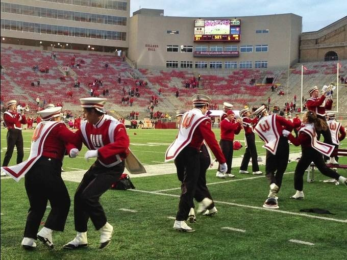 On Wisconsin Readers Rank Madison Best College Football Town