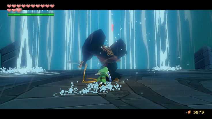 The Wind Waker Walkthrough – Ganon's Tower – Zelda Dungeon