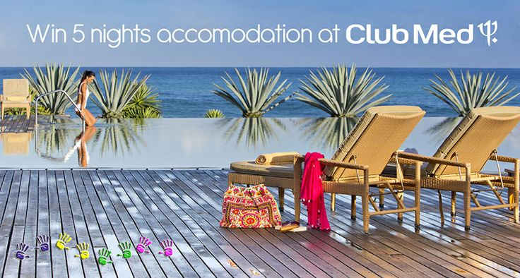 Win a Club Med Holiday ...enter now http://woobox.com/b3xrwx