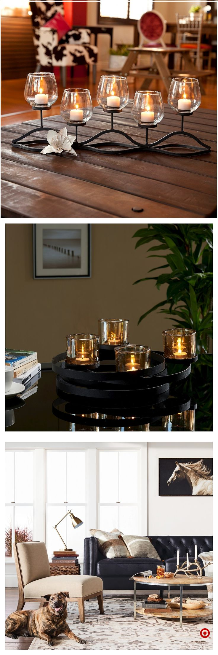 Shop Target for multiple candle holder you will love at great low prices. Free shipping on orders of $35+ or free same-day pick-up in store.